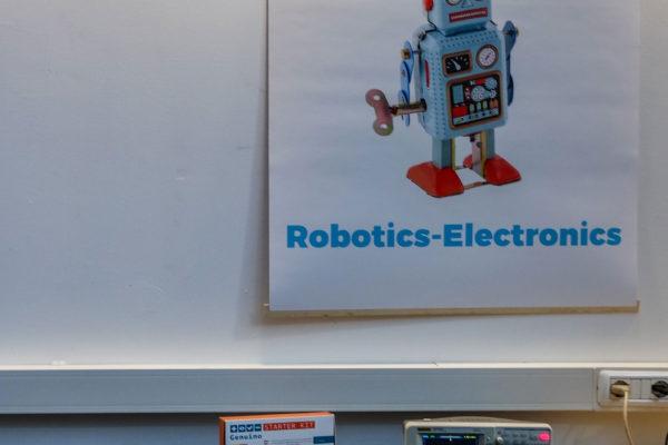 Area Robotics